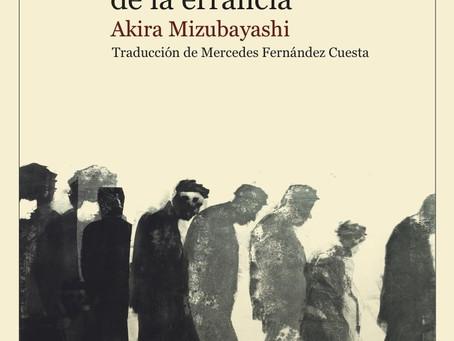 La errancia como pensamiento crítico según Akira Mizubayashi