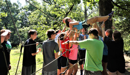 Counselors In Training Get the Wakonda Experience