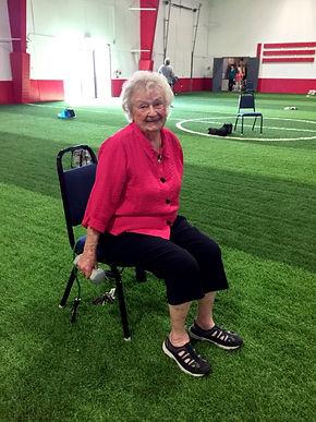 Member Spotlight: Maxine Bridges | Ozarks Regional YMCA | Nonprofit