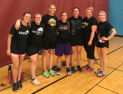 Talent and Friendship on the Court