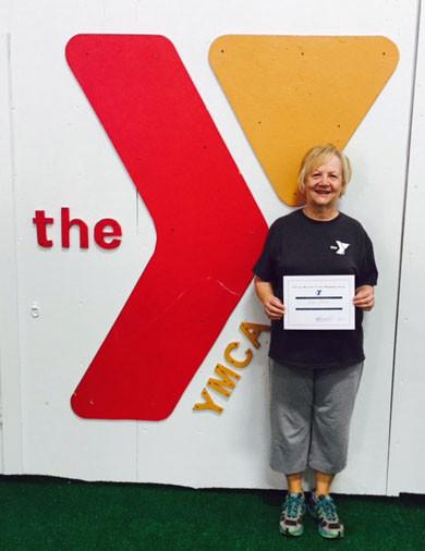 Ozark Mountain Family YMCA Weight Loss Winner