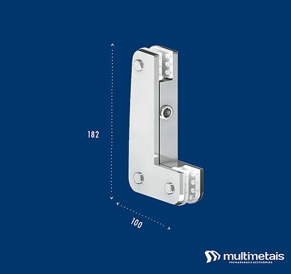 MM 1209 Facão simples para lateral e bandeira