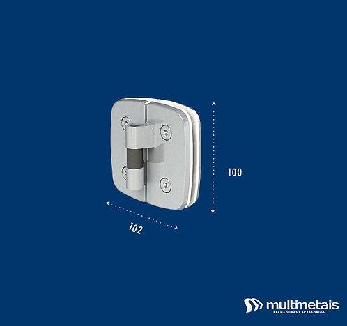 MM 1129D Dobradiça para box lado direito