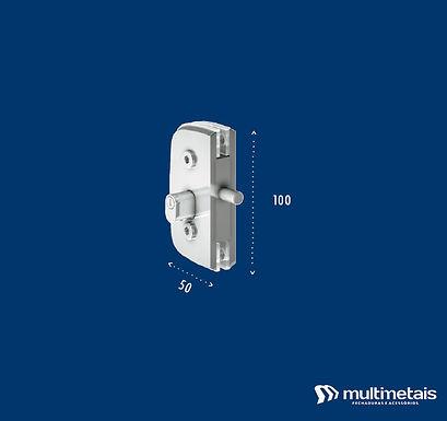 MM 1520A Fechadura para janela de bater sem cilindro externo