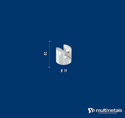 MM SP12 Suporte para vidro de 12mm