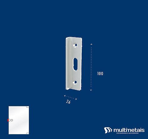 MM 1504A Espelho para fechaduras 1520 e 1520A com aparador