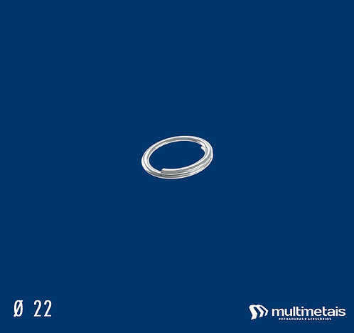 MM 1003A Argola para corrente de trinco basculante
