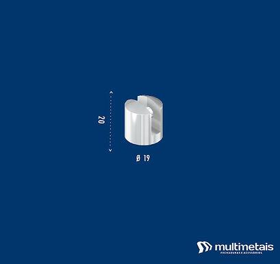MM SP06 Suporte para vidro de 6mm