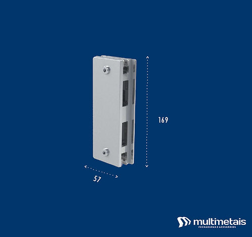 MM 1507 Contra fechadura para 1520MF e 1520ML