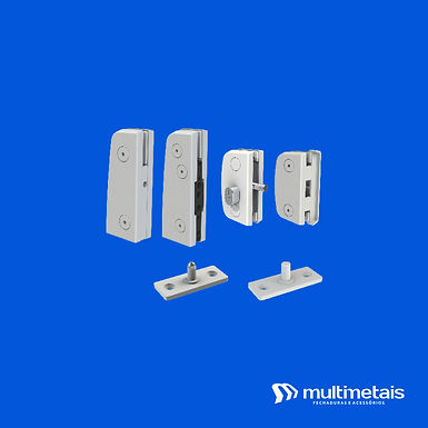 MP KIT 1V Porta simples pivotante V/V