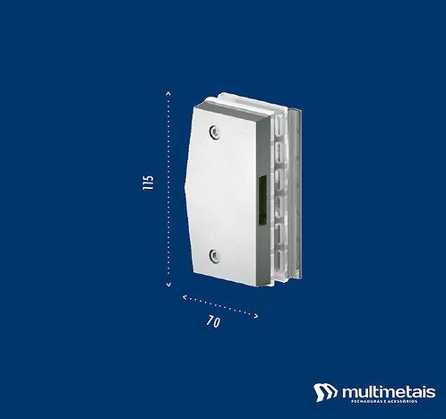MM 3211 Contra fechadura com aparador para 3210