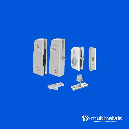 MP KIT 1A  Porta simples pivotante V/A