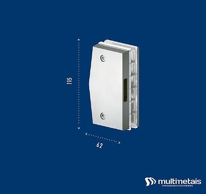 MM3212 Contra fechadura sem aparador para 3210