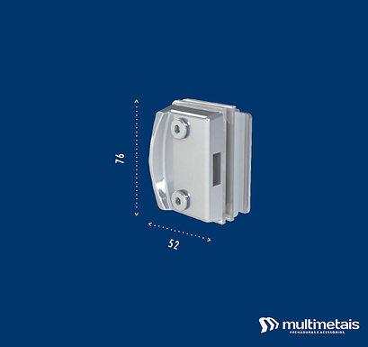 MM 3211M Contra fechadura com aparador para 3210AM