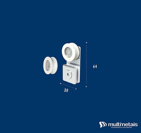 MM 1122BC Carrinho para box padrão – roldana côncava