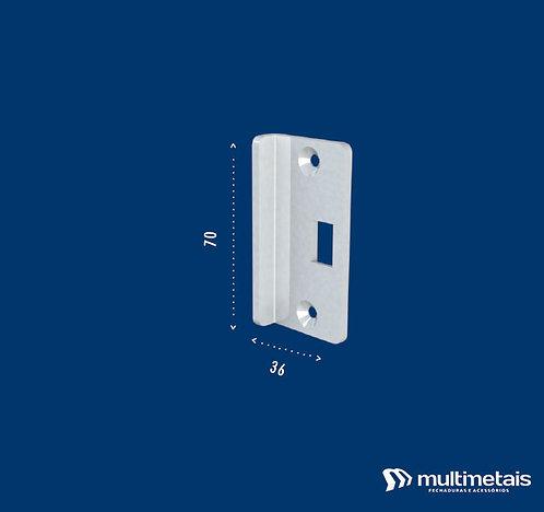 MM 3230M Espelho com aparador para fechadura 3532M