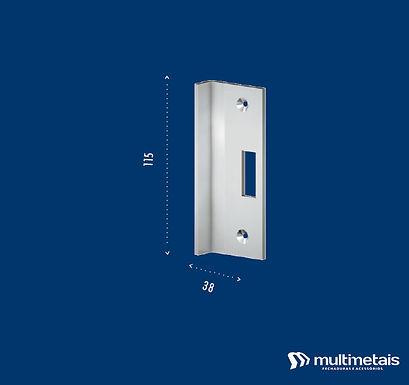 MM 3230 Espelho para fechaduras 3210,3530 e 3532 com aparador