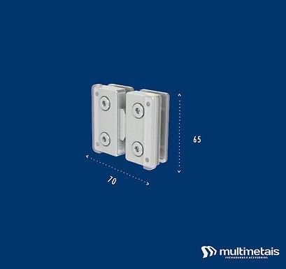 MM 1710M Conjunto Mão Amiga Mini 100mm de transpasse