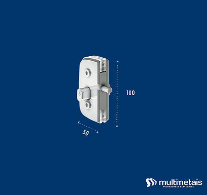 MM 1520 Fechadura para porta de bater