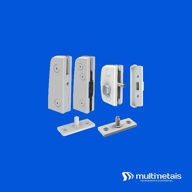 MP KIT 1 Porta simples pivotante V/A