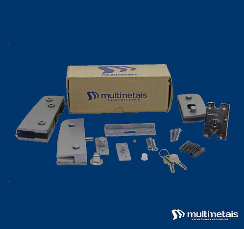 MM KIT 01A Porta simples pivotante V/A para mola