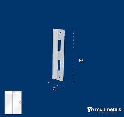MM 1511A Espelho com aparador para fechadura 1510 MM