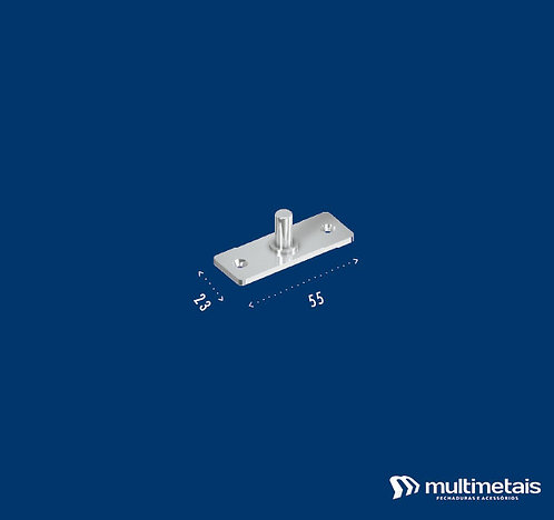 MM 1201S Pivô para dobradiça MM 1101S, MM 1230, MP1101S e MP1230