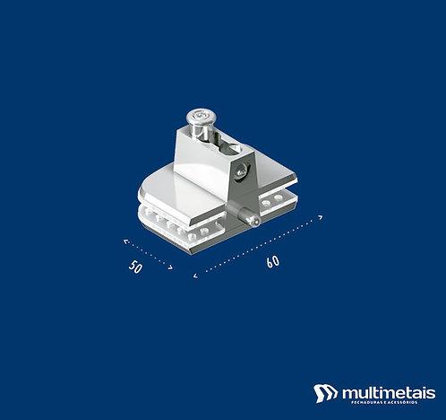 MM P1123A Dobradiça para pivô basculante com trinco
