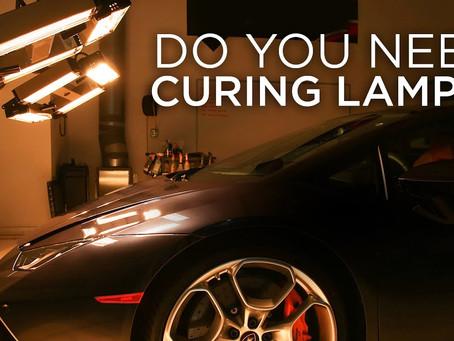 做車身鍍膜一定要照紅外線燈?