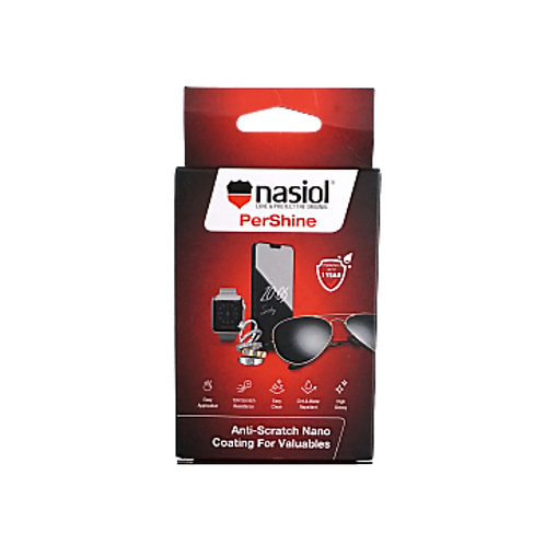 PerShine 眼鏡/手錶/手機納米鍍膜 (一次用套裝) 1ml