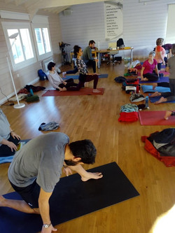 scaravelli inspired yoga greece