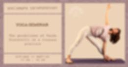 Athens yoga workshop, σεμινάρια γιόγκα Αθήνα, Vijaya Yoga Workshops