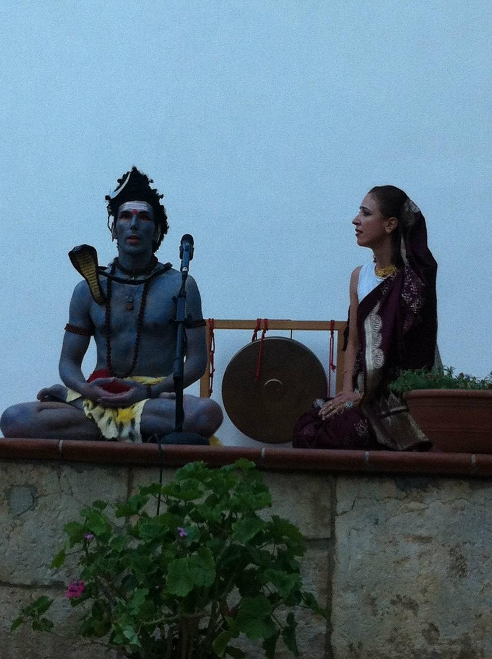 Vijaya Yoga Workshops Athens Greece