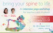 Scaravelli inspired yoga, Robin Stamm, Alexandra Sotiropoulou