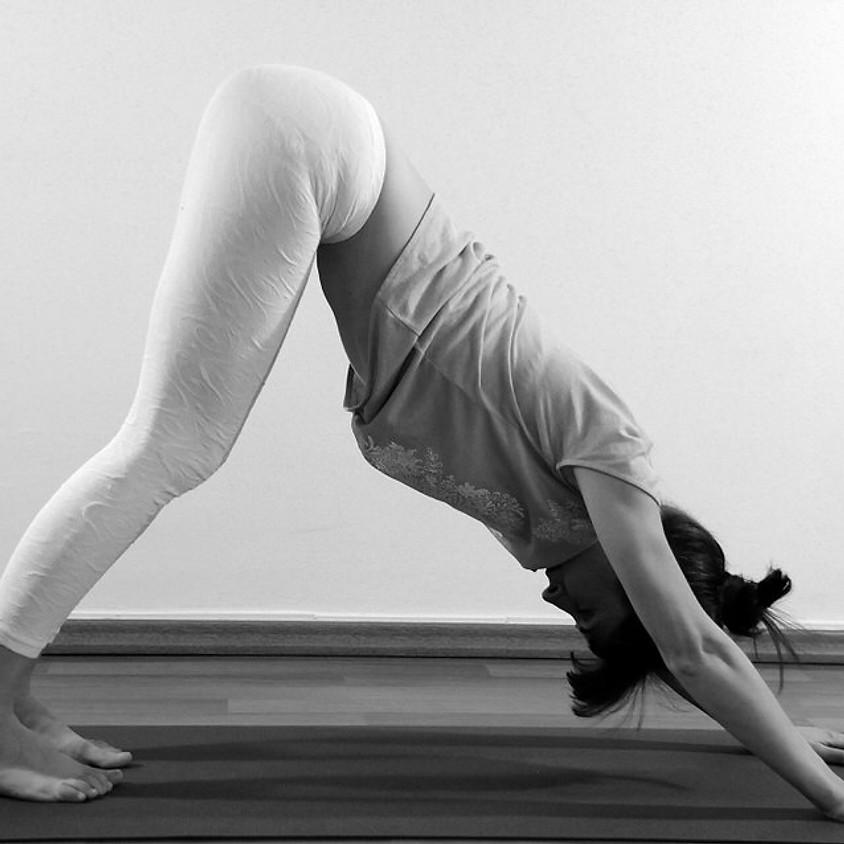 My understanding of Scaravelli inspired Yoga!
