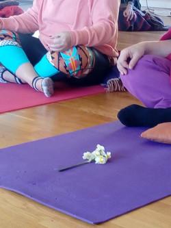 meditation retreat greece