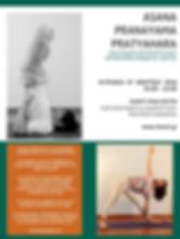 Yoga workshop, σεμινάριο γιόγκα, Νεάπολη Λακωνίας, Alexandra Sotiropoulou, Antaratma Thodoris Chiotis