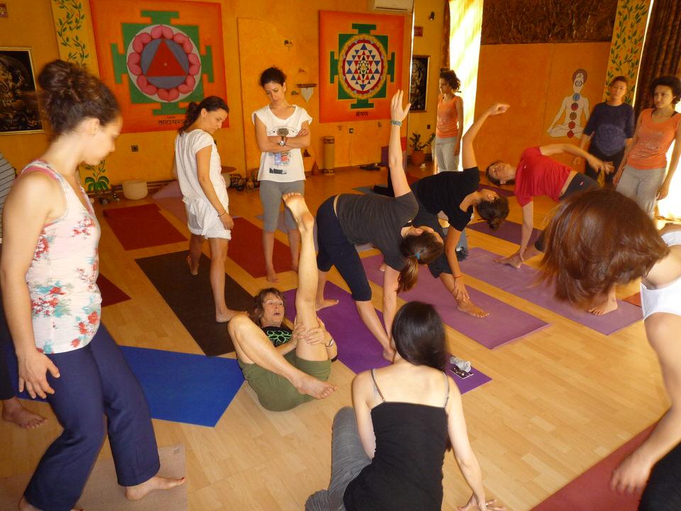 Scaravelli inspired Yoga