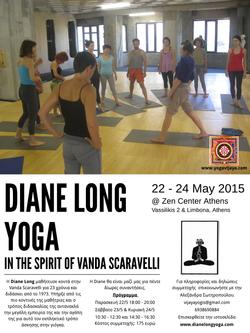 Diane Long, Scaravelli inspired
