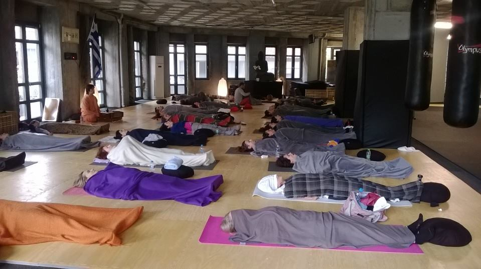 yoga workshop in athens