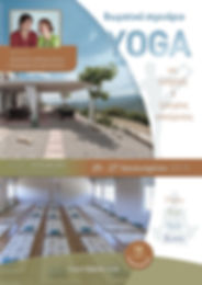 Yoga workshop, Yoga retreat, Greece, Vijaya Yoga, Alexandra Sotiropoulou, Theodoros Chiotis