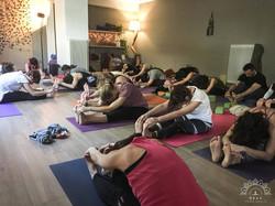yoga workshop in Athens