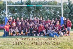 NWAA City Champions 2017