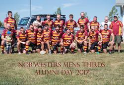 2017 Alumni Day - 3rds