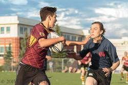 Nor'Westers U17 Boys vs Clan Aug 19 City Semis-90