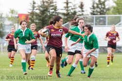Nor'Westers U19 Girls vs Irish Aug 29 Provincial Finals-29