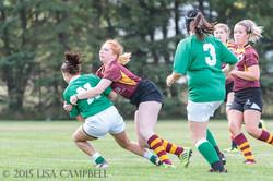 Nor'Westers U19 Girls vs Irish Aug 29 Provincial Finals-7