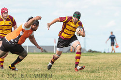 Nor'Westers Div 3 vs Reapers-83