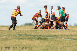 Nor'Westers Div 3 vs Reapers-13