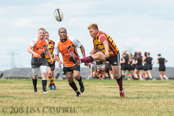 Nor'Westers Div 3 vs Reapers-93